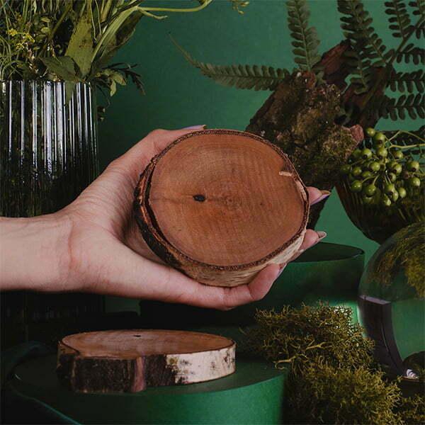 Plaster drewna - podkładka